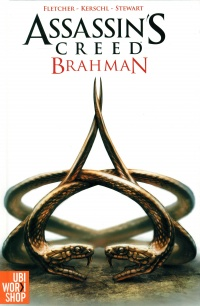 Assassin's Creed T.3 : Brahman (en français), Karl Kerschl