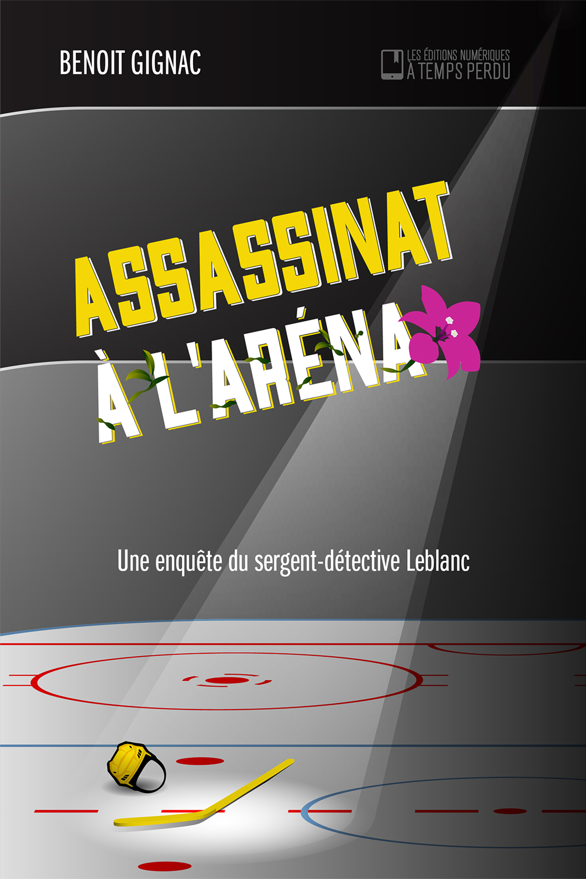 Assassinat à l'aréna - Benoit Gignac