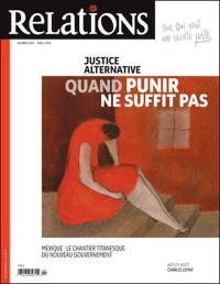 Vignette du livre Relations, No 801 mars-avril 2019 : Justice alternative