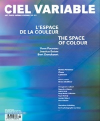 Vignette du livre Ciel variable, No 111 : L'espace de la couleur/The Space of Color