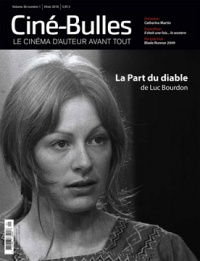 Ciné-Bulles, Vol.36 No 1 : La Part du diable