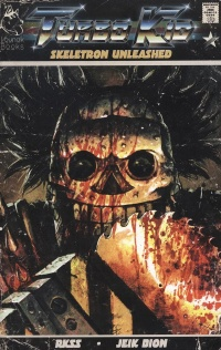 Vignette du livre Turbo Kid T.2 : Skeleton Unleashed