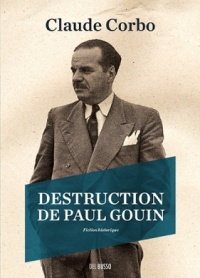 Vignette du livre Destruction de Paul Gouin