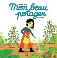 Mon beau potager, Anne-Marie Fortin