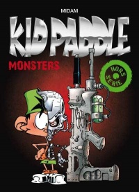 Vignette du livre Kid Paddle H.S. : Monsters