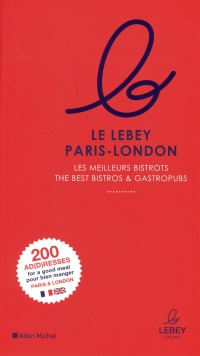 Vignette du livre Le Lebey Paris-London