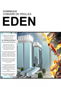 EDEN - Convard De Prolles Dominique