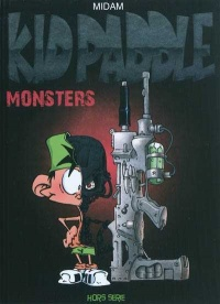 Vignette du livre Kid Paddle : Monsters