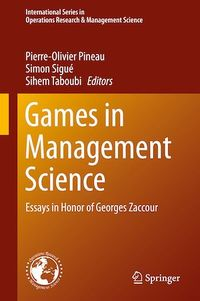 Vignette du livre Games in Management Science