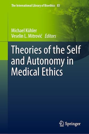 Vignette du livre Theories of the Self and Autonomy in Medical Ethics