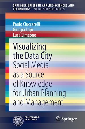 Vignette du livre Visualizing the Data City