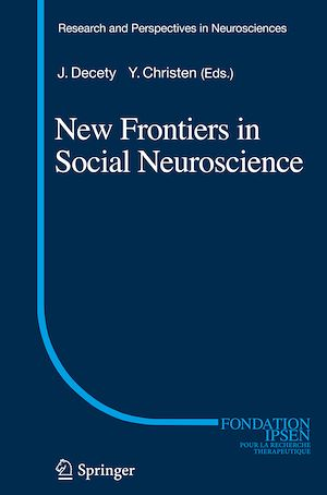 Vignette du livre New Frontiers in Social Neuroscience