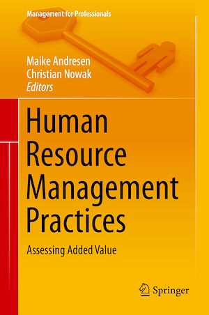 Vignette du livre Human Resource Management Practices
