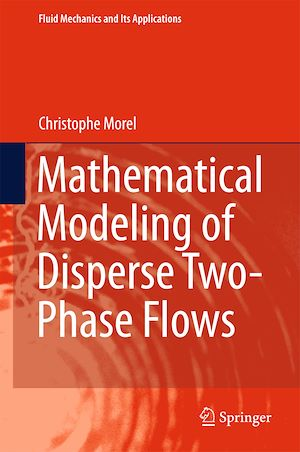 Vignette du livre Mathematical Modeling of Disperse Two-Phase Flows