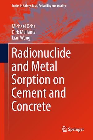 Vignette du livre Radionuclide and Metal Sorption on Cement and Concrete
