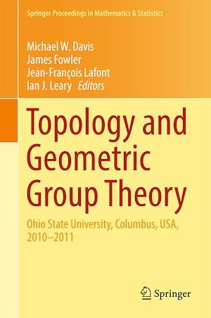 Vignette du livre Topology and Geometric Group Theory