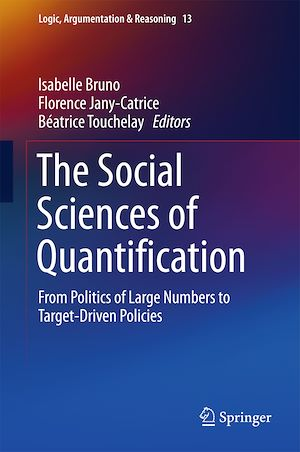 Vignette du livre The Social Sciences of Quantification