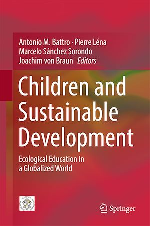Vignette du livre Children and Sustainable Development