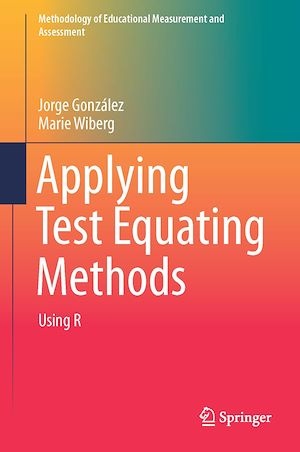 Vignette du livre Applying Test Equating Methods