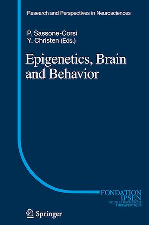 Vignette du livre Epigenetics, Brain and Behavior