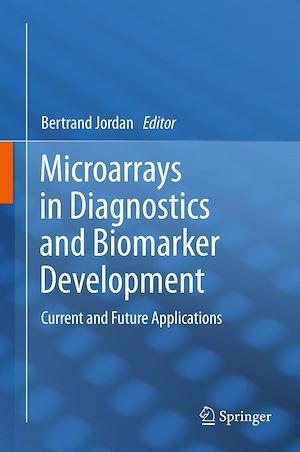 Vignette du livre Microarrays in Diagnostics and Biomarker Development