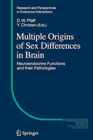 Vignette du livre Multiple Origins of Sex Differences in Brain