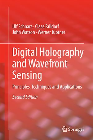 Vignette du livre Digital Holography and Wavefront Sensing