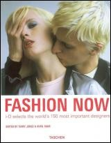 Vignette du livre Fashion Now : I-D Selects... (trilingue Anglais, Allemand)