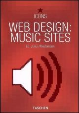 Vignette du livre Web Design : Music Sites