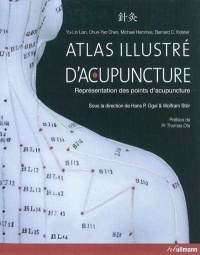 Vignette du livre Atlas illustré d'acupuncture