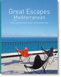 Vignette du livre Great Escapes Mediterranean - Christiane Reiter