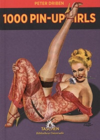 Vignette du livre 1.000 Pin-up Girls