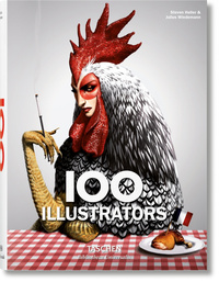 Vignette du livre 100 illustrators