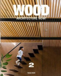 Vignette du livre Wood architecture now ! T.2: Wood architecture now !