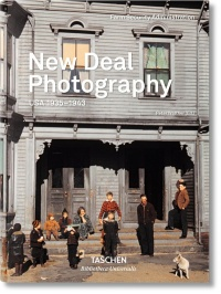 Vignette du livre New Deal Photography : USA 1935-1943