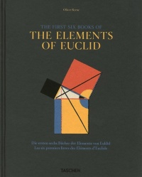 Vignette du livre The first six books of The elements of Euclid : in which coloured