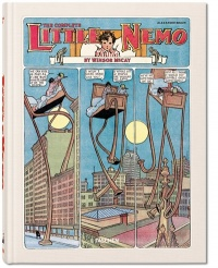 Vignette du livre The Complete Little Nemo 1905-1927