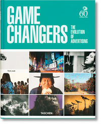 Vignette du livre Games changers: 60 years of Cannes Lion