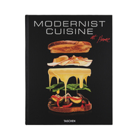 Vignette du livre Modernist cuisine at home