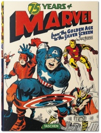 Vignette du livre 75 years of Marvel Comics - Roy Thomas