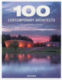 Vignette du livre 100 contemporary architects