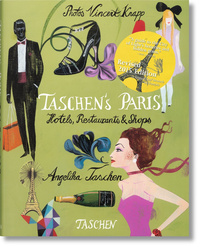 Vignette du livre Taschen's Paris: hôtels, restaurants & shops