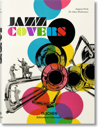 Vignette du livre Jazz covers from the 1940s-1990s