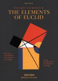 Vignette du livre The First Six Books of The Elements of Euclid