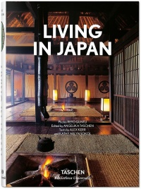 Vignette du livre Living in Japan