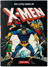 Vignette du livre The Little Book of X-Men