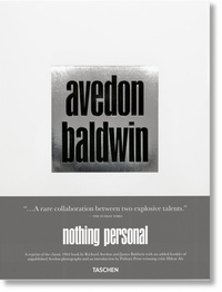 Vignette du livre Richard Avedon, James Baldwin. Nothing Personal