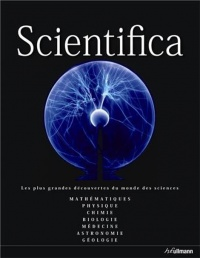 Vignette du livre Scientifica: guide du monde des sciences