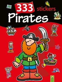 Vignette du livre Pirates : 333 stickers