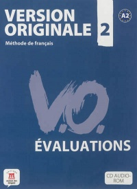 Vignette du livre Version originale 2: évaluations, A2